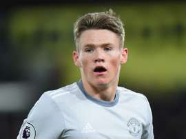 McTominay has received his first call up for Scotland. GOAL