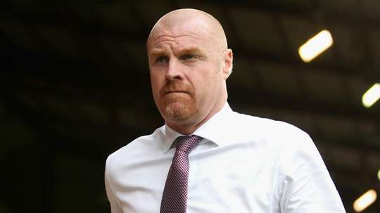 Sean Dyche is close to managing in Europe for the first time. GOAL