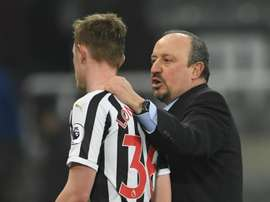 Longstaff tells Newcastle fans to forget about Benitez