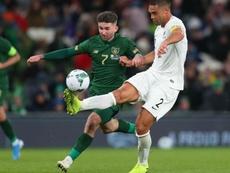Maguire targets Danes after stunner