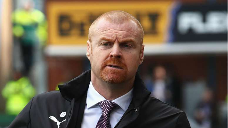 Burnley manager Sean Dyche. Goal