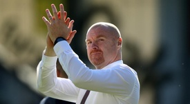 Dyche's side qualified for the Europa League last season. GOAL