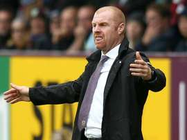 Dyche was not making excuses. GOAL
