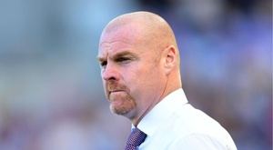 Dyche warned over diving complaints. Goal