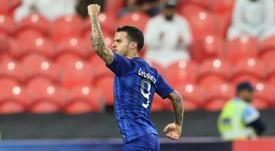 Sebastian Giovinco scored his first goal for the team. GOAL
