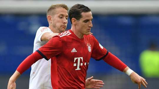 Sebastian Rudy has permission from Kovac to leave the club. Goal