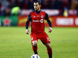 Giovinco was instrumental for Toronto. GOAL