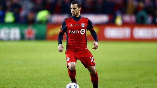 Toronto 3 America 1: Giovinco puts MLS champions on track for final
