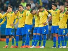 Brasil espera rival nas semifinais da Copa América. Goal