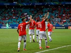 Prováveis escalações de Colômbia e Chile. Goal