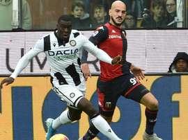 Saponara saluta il Genoa e va al Lecce: è ufficiale