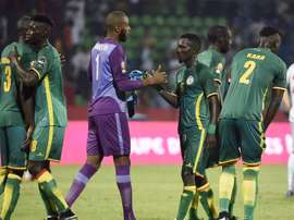 Senegal are hoping for a victory over Zimbabwe. Goal