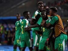 Bagarre dans la tribune de presse en marge de Sénégal-Tunisie. Goal