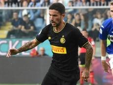Il mediano dell'Inter Sensi. Goal
