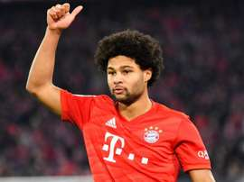 Gnabry looks set to return to action for Bayern Munich. GOAL