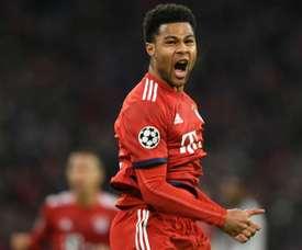 Gnabry flambe à Munich. Goal