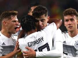 Prováveis escalações de Estônia e Alemanha. Goal