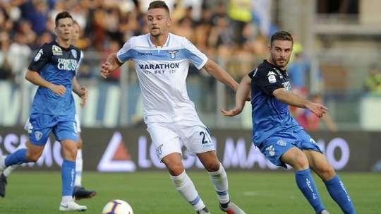 La Lazio blinda Milinkovic. Goal