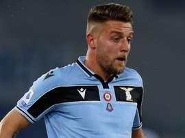 Milinkovic-Savic devrait prolonger à la Lazio. goal