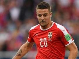 Milinkovic-Savic acredita na vitória e classificação da Sérvia. Goal