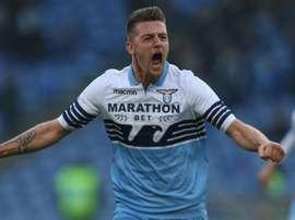 Milinkovic-Savic won't leave Lazio, insists Kezman. Goal