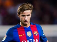 Sergi Samper remains injured for Barcelona. GOAL