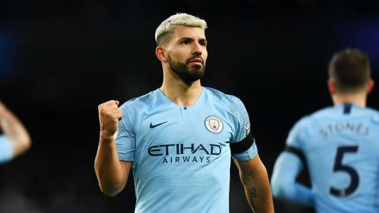 Sergio Aguero is closing in on a record. GOAL