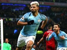 Aguero: Liverpool very strong. GOAL