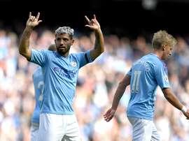 City vient à bout de Brighton. Goal