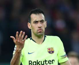Busquets apologises for defeat