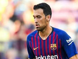 Sergio Busquets wants to end his career at Barcelona. GOAL
