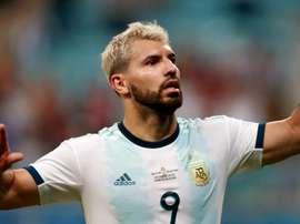 L'Argentine sauve sa peau. AFP