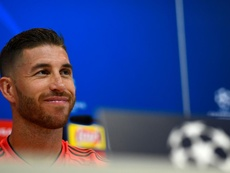 Sergio Ramos Champions League. Goal