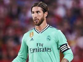 Madrid always 'angry' to win - Sergio Ramos.