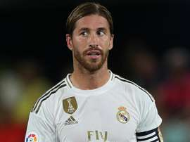Ramos warned not to expect first-team spot for Spain. GOAL
