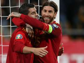 Spain thrashed Malta 7-0 as Sergio Ramos was honoured before kick-off. GOAL