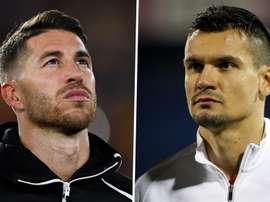 Sergio Ramos e Lovren non se le mandano a dire. Goal