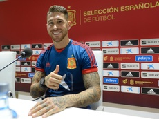 Sergio Ramos sai em defesa de Jordi Alba