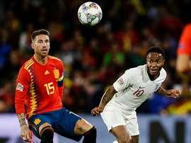 Ramos ci ricasca: brutto pestone a Sterling a palla lontana