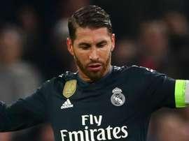 Ramos gravou o documentário sobre a sua vida. Goal