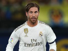 Real Madrid sofre com ausência do zagueiro Sérgio Ramos.