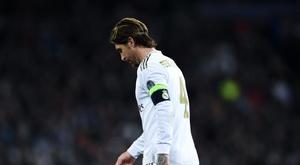 Real quer reverter expulsão de Ramos, mas regra joga contra. Goal