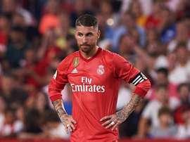 O Real Madrid não terá o seu capitão no jogo de logo mais. Goal