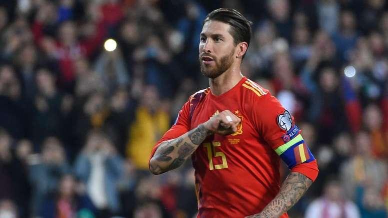 Treinador da Espanha fala sobre Ramos nas Olimpíadas. Goal