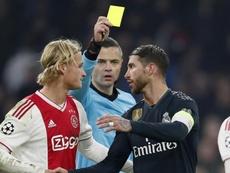 UEFA abre investigação contra Sergio Ramos. Goal