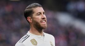 Sergio Ramos completa 600 jogos pelo Real. Goal