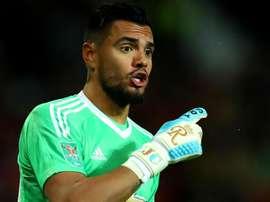 Mourinho to pick Romero in FA Cup. Goal