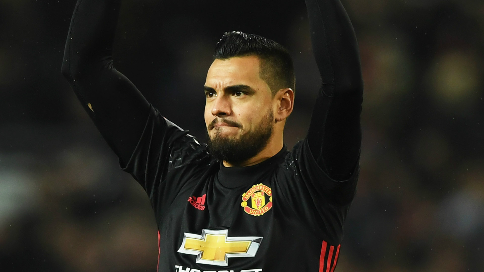 Maillot Extérieur Manchester United Sergio Romero