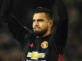 Sergio Romero va rester à Manchester United. Goal