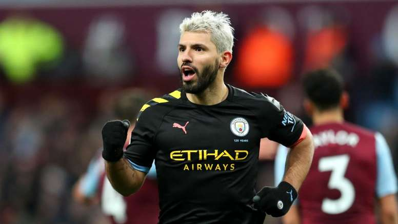 Aguero is looking to win the Champions League this season. GOAL